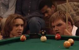 Eric Frankie pool