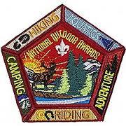 National Outdoor Badge