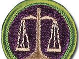 Law (Merit Badge)