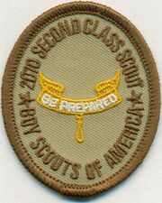 2010 Second Class Patch