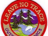 Leave no Trace Achievement Award