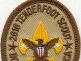 Tenderfoot Scout