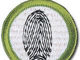 Fingerprinting (Merit Badge)