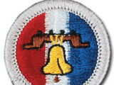 Citizenship in the Nation (Merit badge)