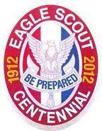 Eagle Badge 2012