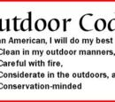 The Outdoor Code