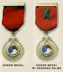 Honor Medal Award