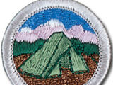 Camping (Merit Badge)