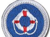 Lifesaving (Merit Badge)