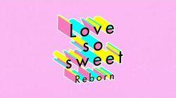 Arashi - Love so sweet Reborn