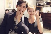 Vic-Chou-and-wife