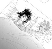 Rui-holds-Tsukushi-hand