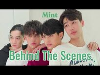 F4 Thailand x Mint (Behind the Scenes)