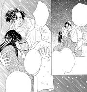 Tsukasa-carries-Tsukushi