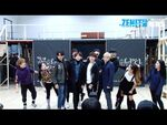 Boys Over Flowers The Musical rehearsal 1 (Zenith News)