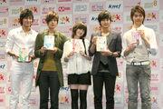 Korean-cast-Japanese-conference