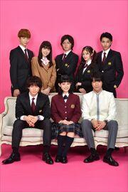 HanaNochiHare-cast