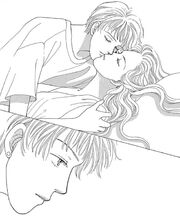 Rui-kisses-Shizuka