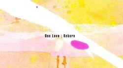 Arashi - One Love Reborn