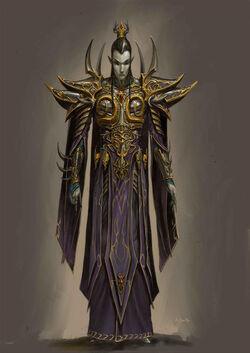 DarkElf NPC LORD UTHORIN