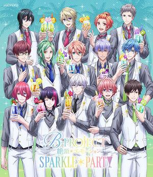 B-PROJECT~Zeccho*Emotion~『SPARKLE*PARTY』DVD