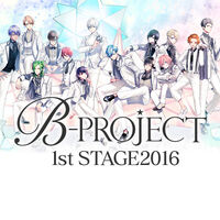 B-PROJECT 1st Stage 2016 Icon