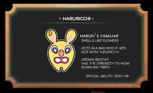 H haruricchi