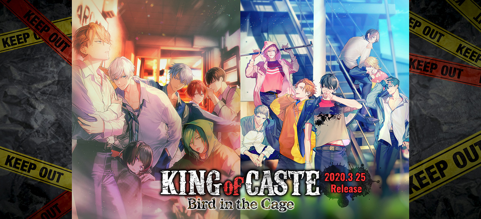 KoC Bird in the Cage Banner