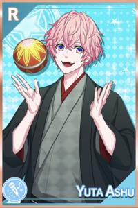 R【New Year】Ashu Yuta 1