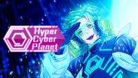 Hyper Cyber Planet Banner