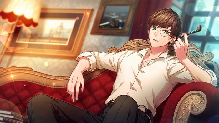 【Great Detective】Sekimura Mikado CG 1