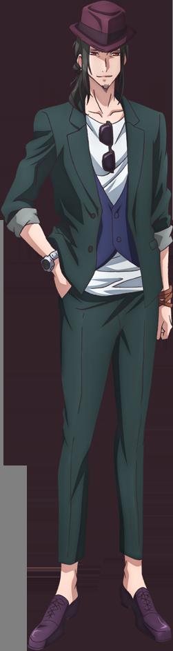 Daikoku Shuuji S1