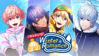 Doki Doki!? Winter Romance Banner