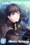 【Great Detective】Sekimura Mikado 2