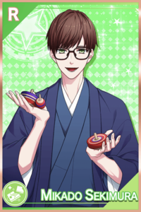 R【New Year】Sekimura Mikado 1