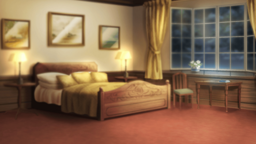 Bedroom (night)