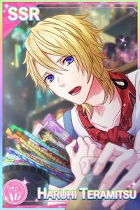 【Bursting Fireworks】Teramitsu Haruhi 1