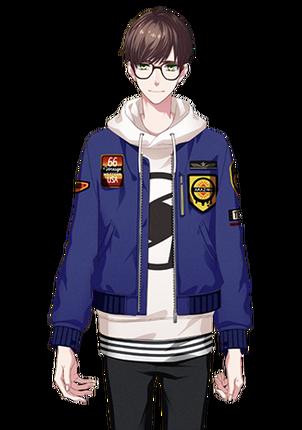 【Unpredictable】Sekimura Mikado costume