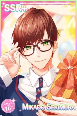 【BIRTHDAY PARTY】Sekimura Mikado 2