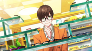 【Glasses Key Point】Sekimura Mikado CG 1
