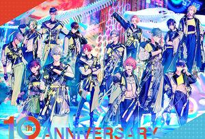 YUKIHIRO UTAKO ARTBOOK B-PROJECT Supernova