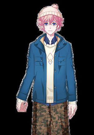 【Have A Bite】Ashu Yuta costume