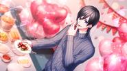 【Chocolate for Friends】Teramitsu Yuduki CG 1