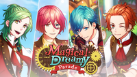 Magical Dreamy Parade Banner