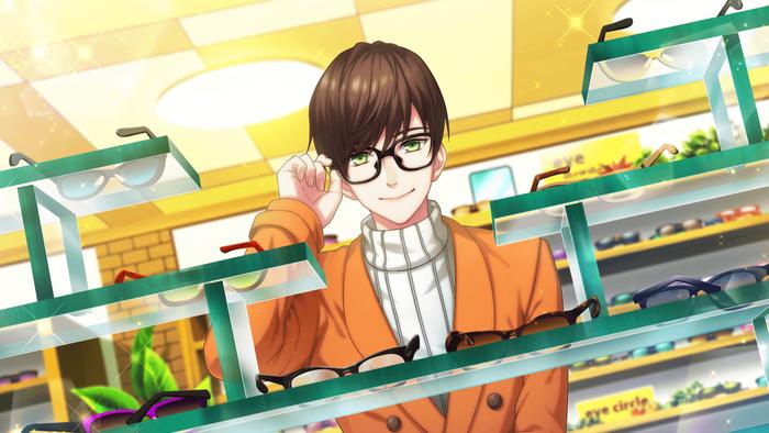 【Glasses Key Point】Sekimura Mikado CG 2