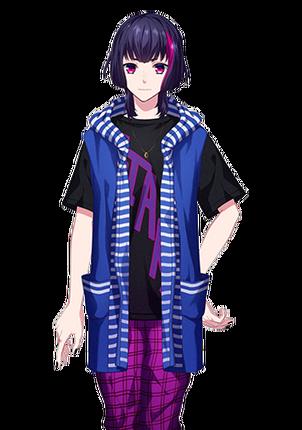 【Summer's Radiance】Korekuni Ryuji costume