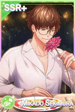【BIRTHDAY DATE】Sekimura Mikado 2