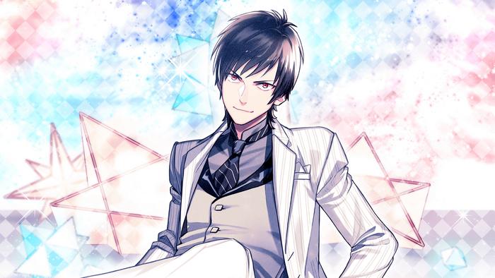 【WHITE SUIT】Kaneshiro Goshi CG 1