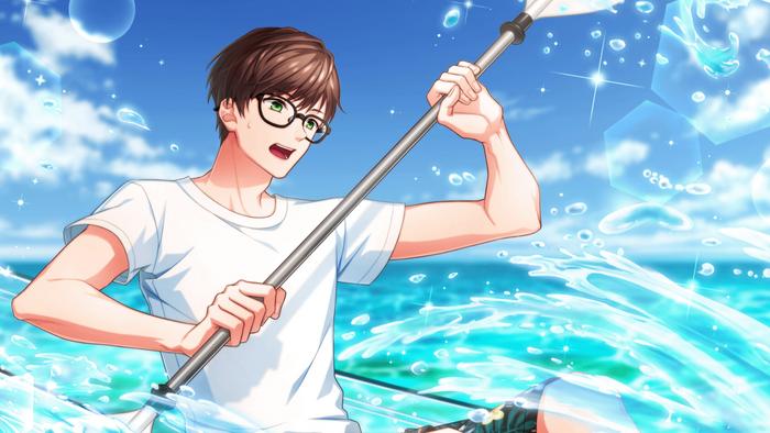 【Kayak】Sekimura Mikado CG 1