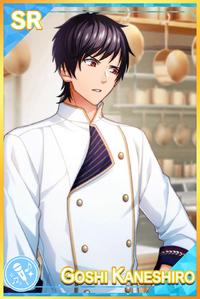 【Dangerous Chef】Kaneshiro Goshi 1